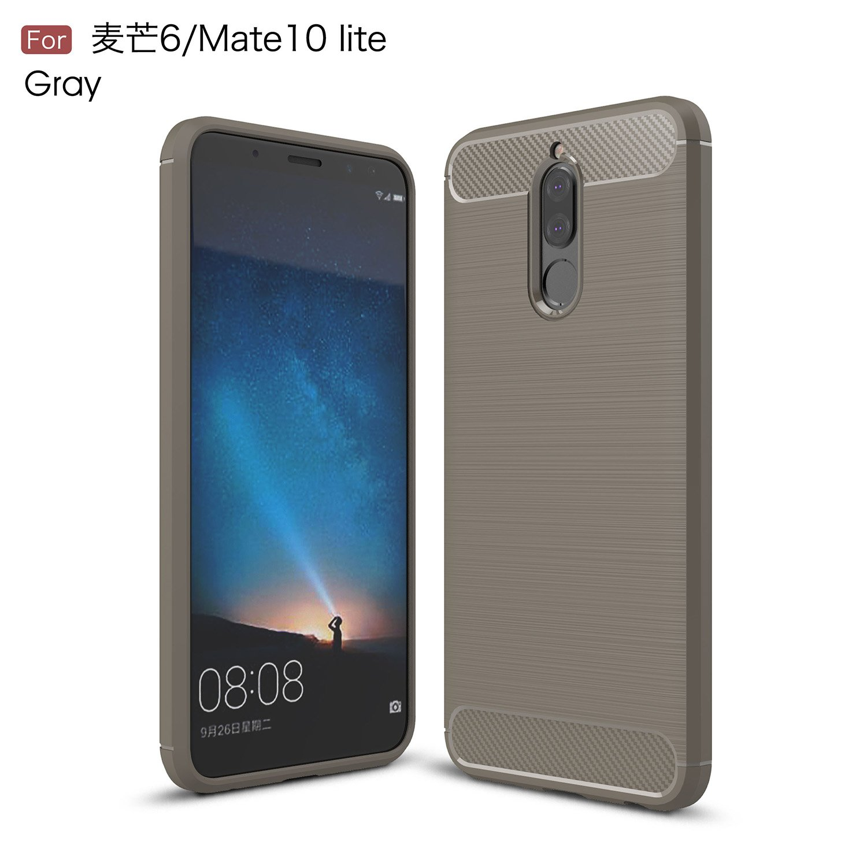 Amazon.com: Huawei Mate 10 Lite Case - TianTa - Carbon Fiber ...