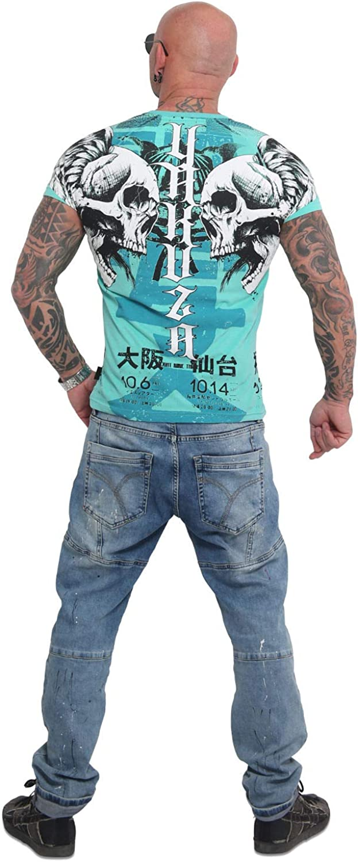 Yakusa Sick Nippon T-shirt tsb-16029 Noir T-shirts