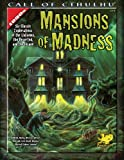 Mansions of Madness (Call of Cthulhu Horror Roleplaying, 1920s Era)