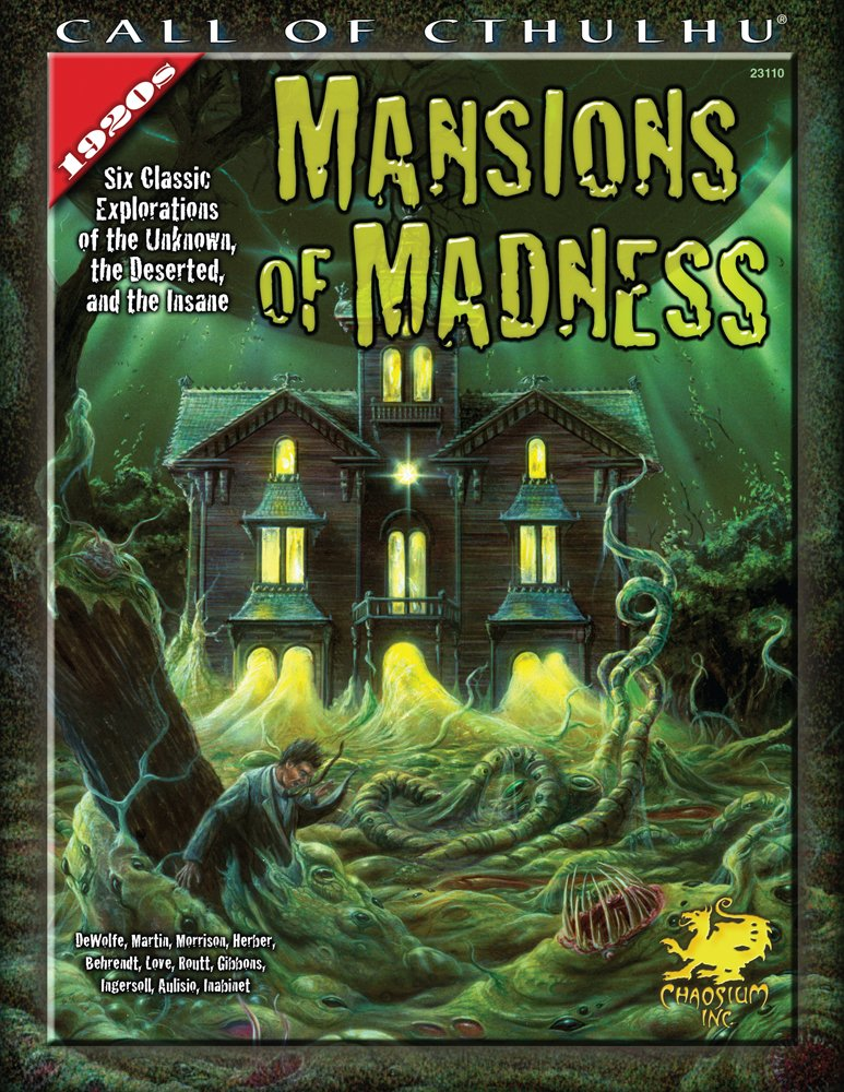 Download Mansions of Madness (Call of Cthulhu Horror Roleplaying, 1920s Era) pdf epub