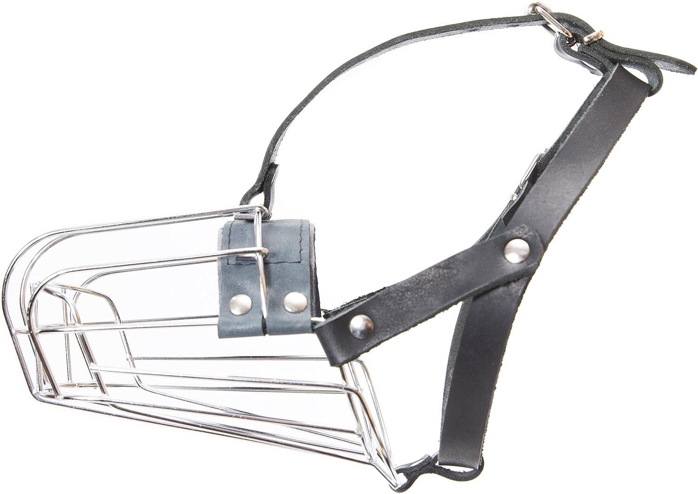 Julius K9 190CM Metal Muzzle: Collie (Small), Un tamaño