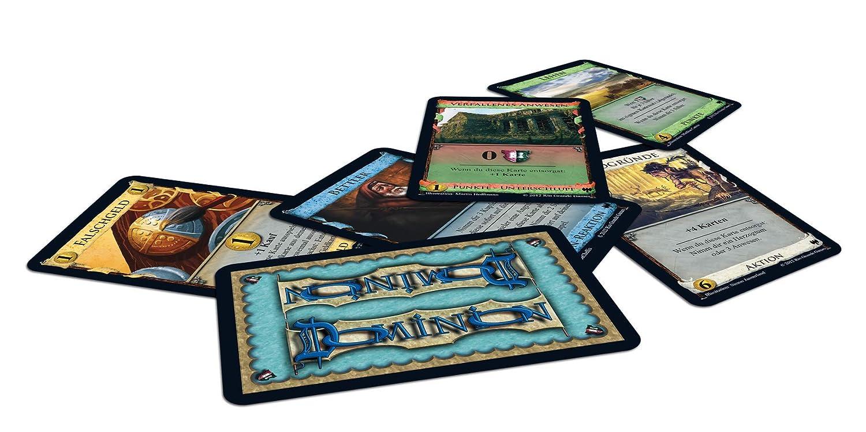 Rio Grande Games 22501416 Dominion - Juego de Mesa (Contenido en ...