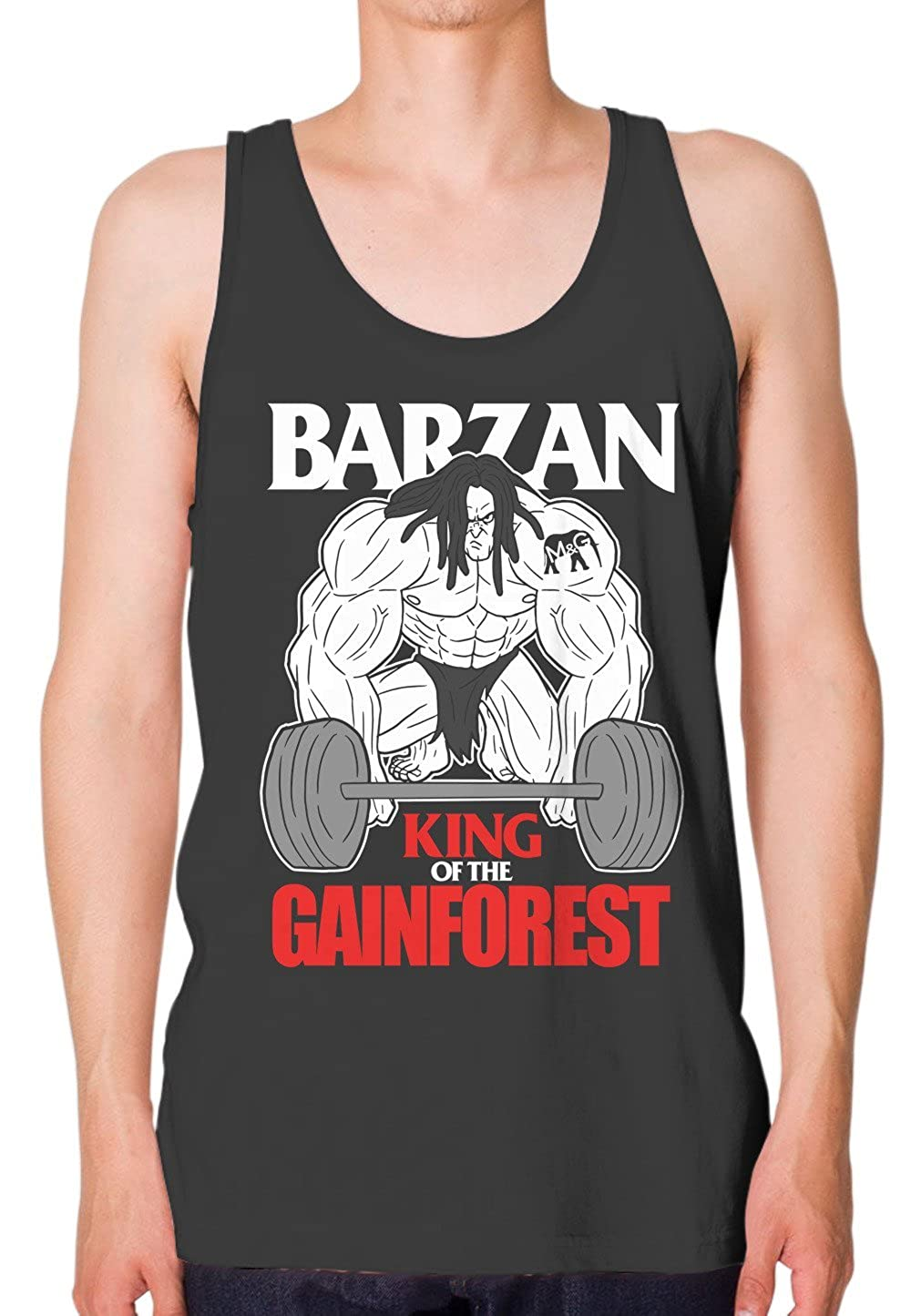 Bro Science Men's Barzan Tank-top 3394-528