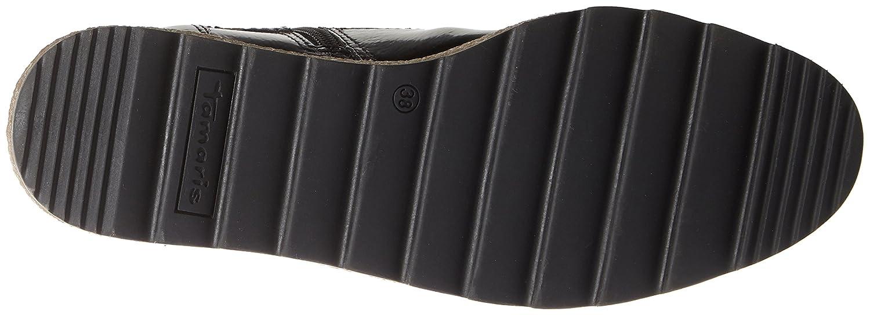 Tamaris Damen 25220 (schwarz Combat Stiefel Schwarz (schwarz 25220 Patent) 9c5f78