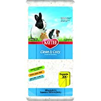 Kaytee KY94626 Clean and Cozy Small Pet Bedding, 500 Cubic Inch