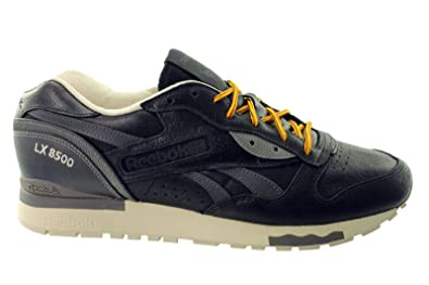 027095c26bcb Reebok Classic LX 8500 Premium Mens Trainers Black M49343
