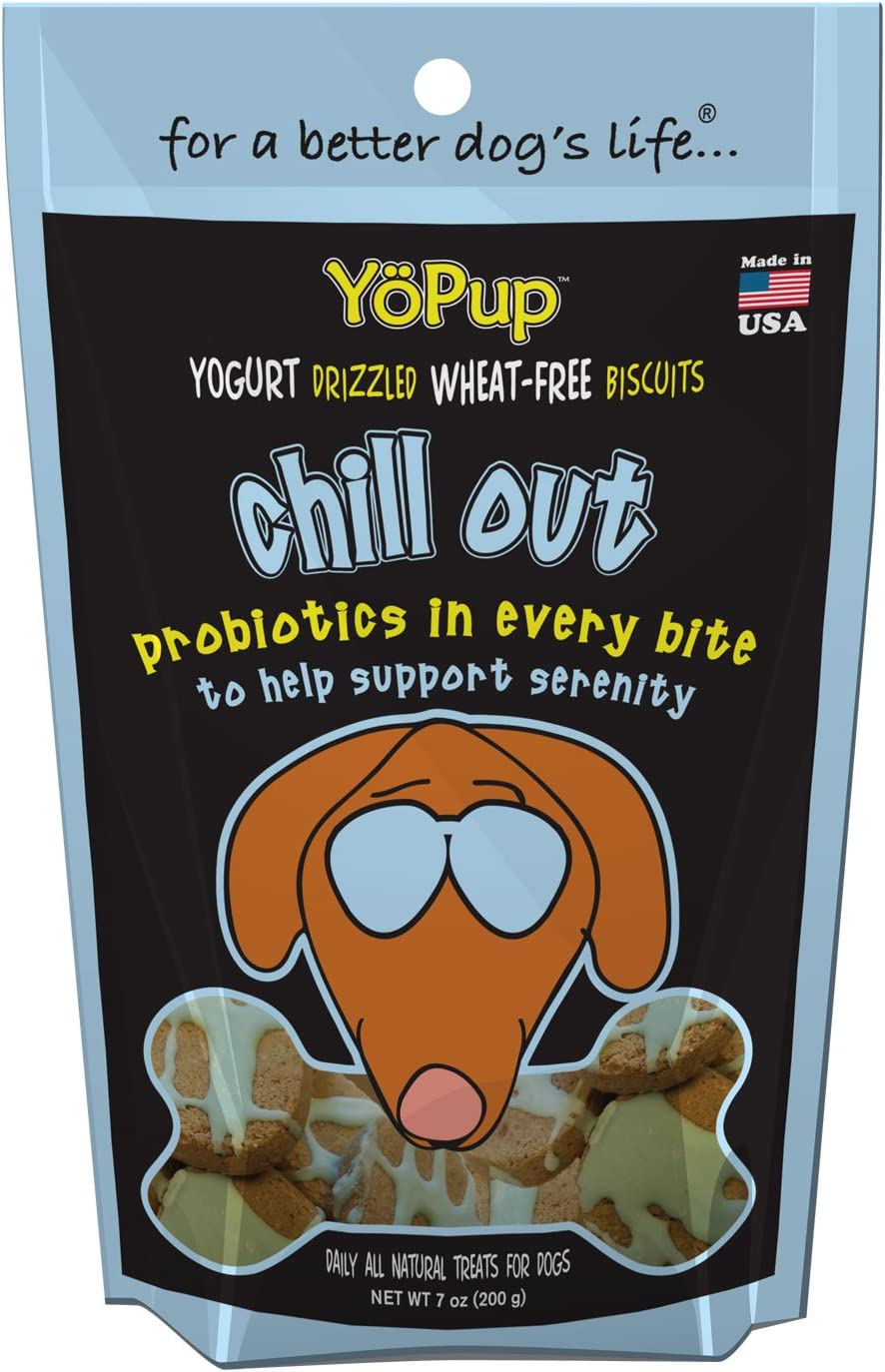 YoPup Chill Out Biscuits Dog Treats