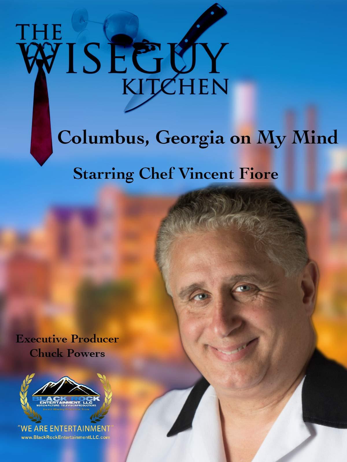 The Wiseguy Kitchen Show Visits Columbus Ga