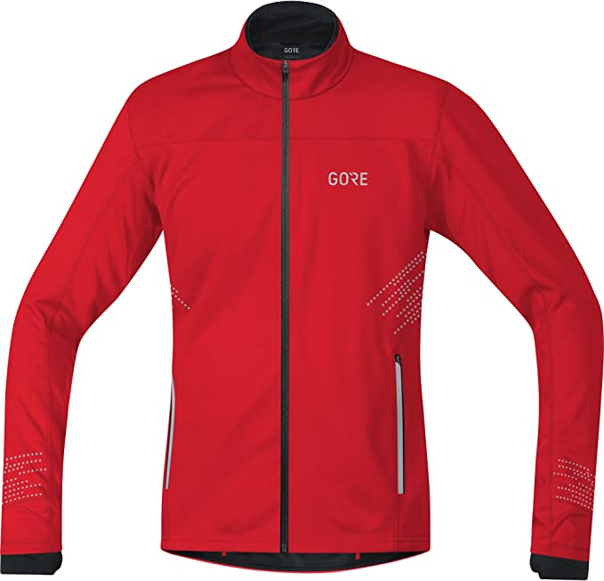 gore wear herren r5 windstopper jacke