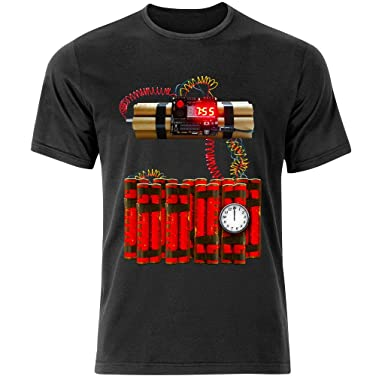 Mens ukClothing Novelty Explosive T Shirt2xlAmazon co Vest AcjLq534R