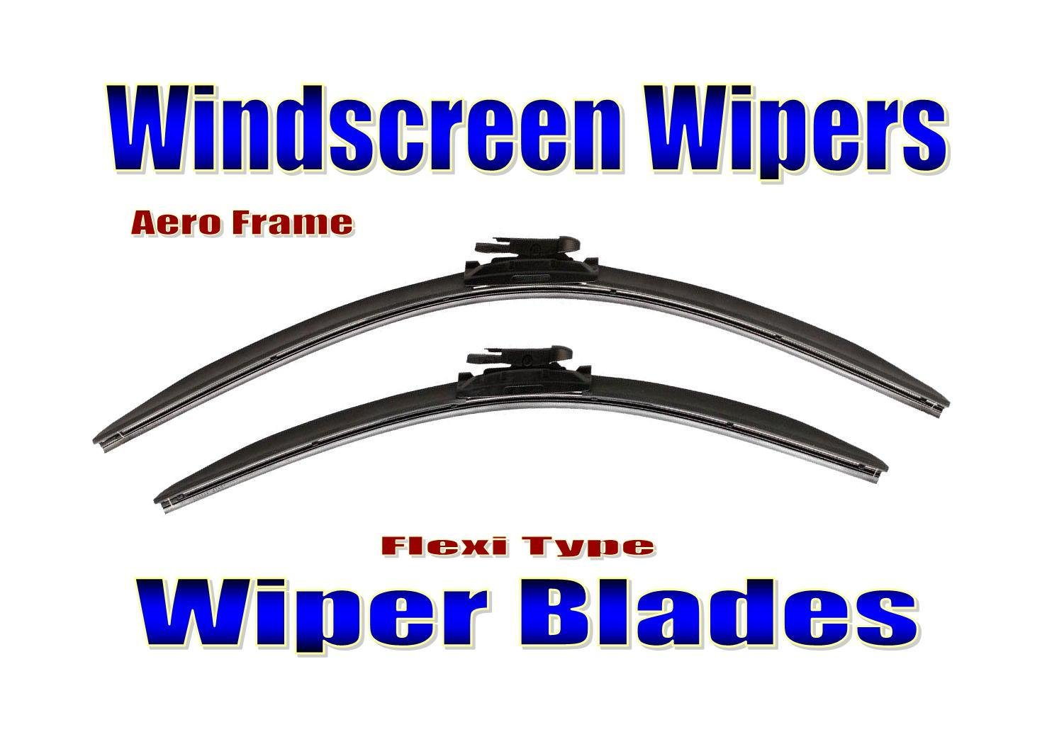 Mondeo Windscreen Wipers Wiper Blades 2015-2017