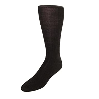 9a185f90465a Ecco Men's Ecco Merino Wool Dress Sock: Amazon.co.uk: Clothing