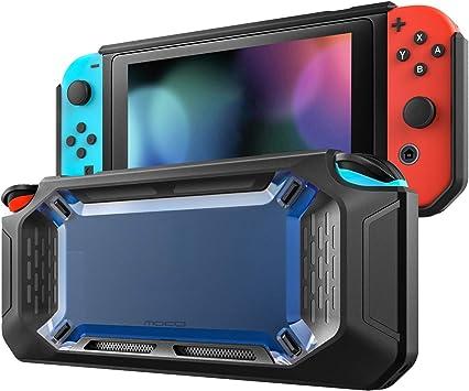MoKo Funda Compatible con Nintendo Switch, Resistente Delgado ...