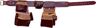 product image for Occidental Leather 6100T SM Pro Trimmer Tool Belt with Tape Holster, Small
