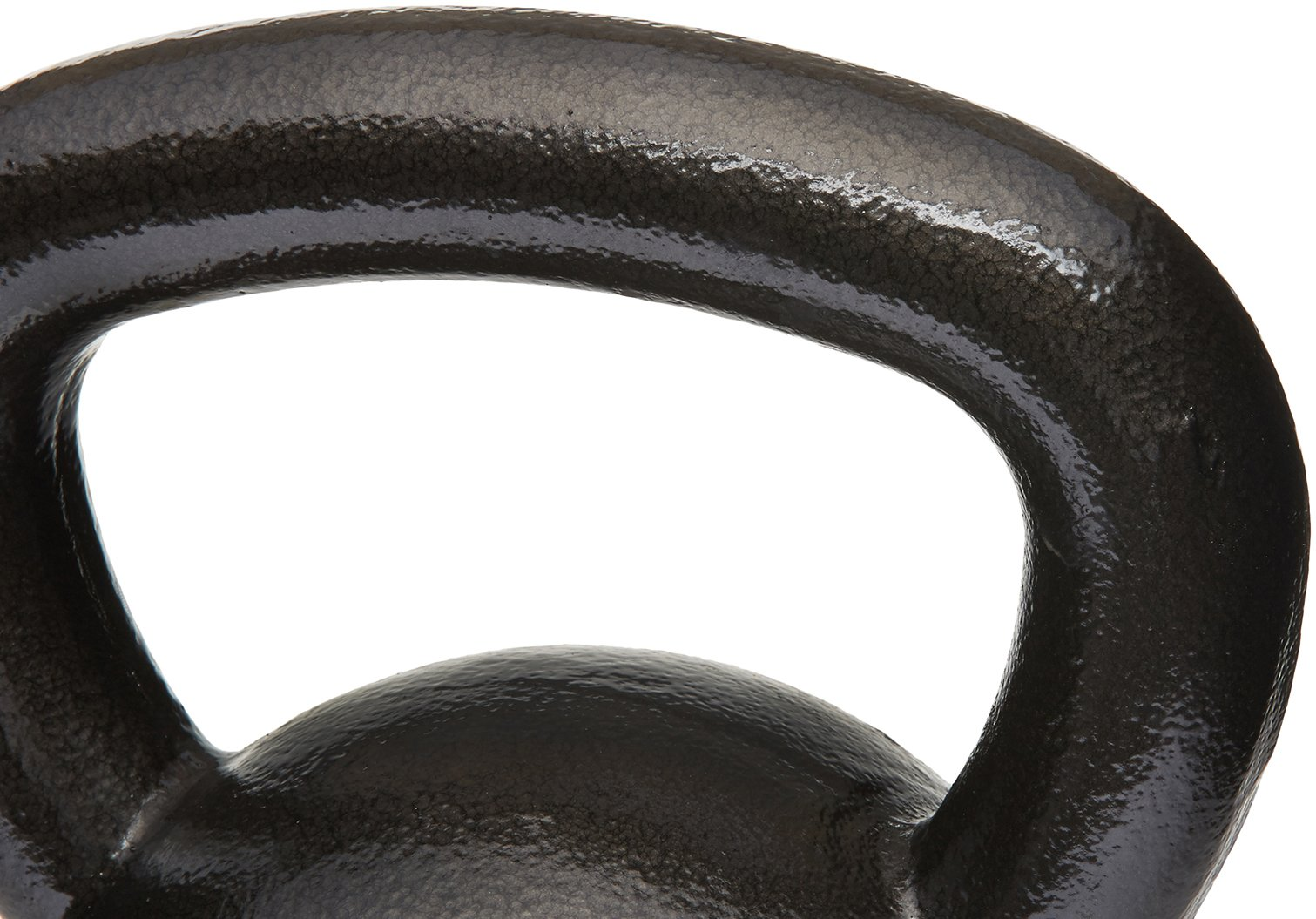 AmazonBasics Cast Iron Kettlebell, 25 lb