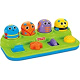 Fisher-Price Boppin' Activity Bugs Playset