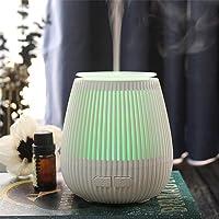 Ckeyin Difusor de Aroma Portátil, Difusor de Aceite Perfumado USB, Mini Difusor de Aromaterapia con Luz Nocturna de 7…