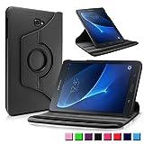 Samsung Galaxy Tab A 10.1 Funda Case, Infiland PU Cuero 360°Rotación Smart Cover Cascara con Soporte para Samsung Galaxy Tab A 10.1 pulgadas (2016) Tablet-PC(con Auto Reposo / Activación Función)