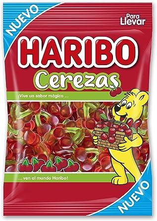 Haribo, Golosinas Cerezas 100 g