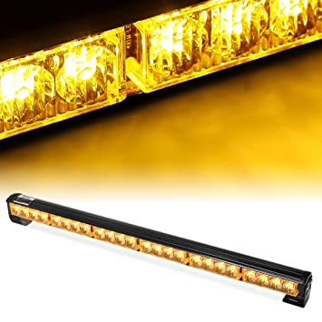 Rupse 27 inches 24 led hazard emergency warning tow traffic advisor rupse 27 inches 24 led hazard emergency warning tow traffic advisor flash strobe light bar mozeypictures Image collections