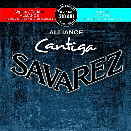 Savarez Cuerdas para Guitarra Clásica Alliance Cantiga juego ...