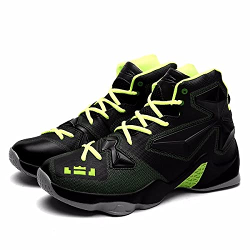 new arrival 646f7 3a62b Men s Crazy Air Performance Force Allstart Sports Shoe Trail Running Casual  Ankle-High Breathable Mid Basketball Shoes Sneaker for Boy  Amazon.ca  Shoes    ...