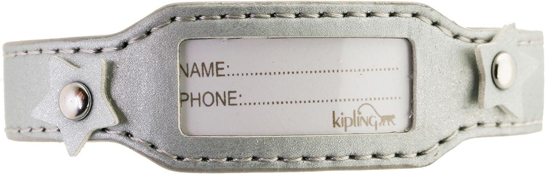 Kipling Kids Silver Leather Bracelet Identification