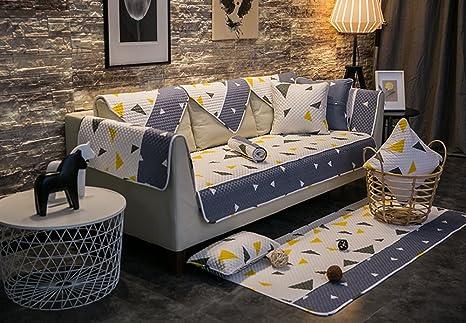 J&DSU Forma de Cubierta l sofá De Lujo,Funda para sofá 1 ...