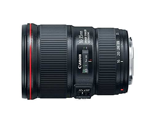 Canon 16-35mm canon's best zoom lenses