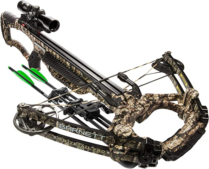 Best Crossbows :  Barnett WHITETAIL PRO STR Crossbow