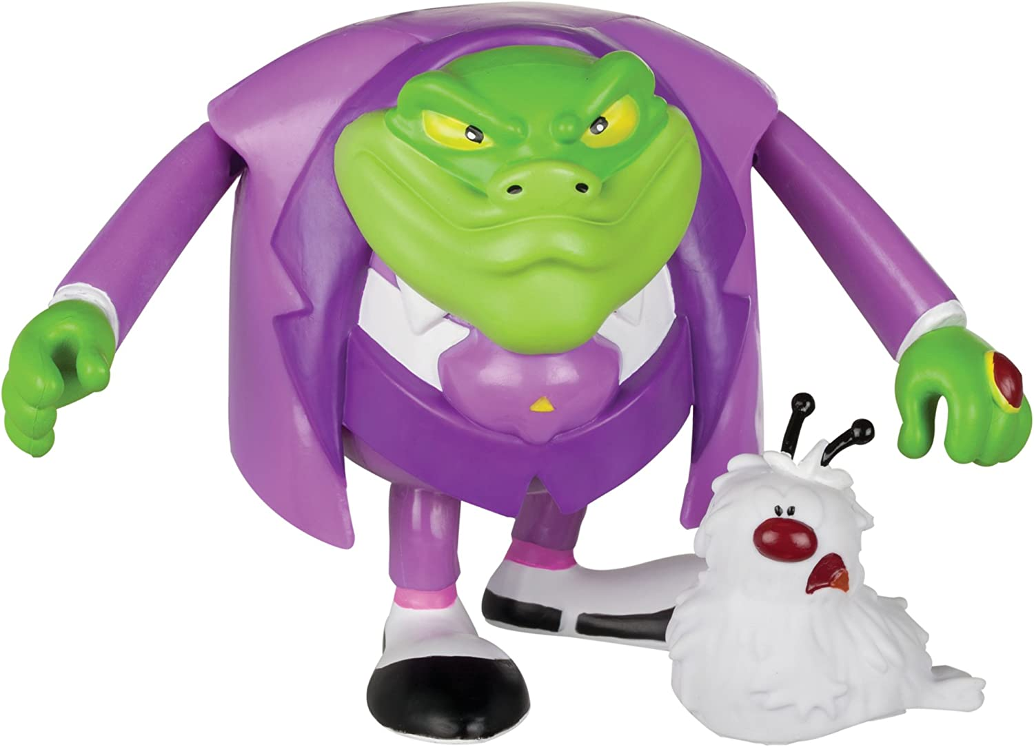 Danger Mouse Baron Greenback /& Nero Action Figure Collectible Toy