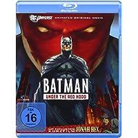 Batman - Under the Red Hood [Alemania] [Blu-ray]