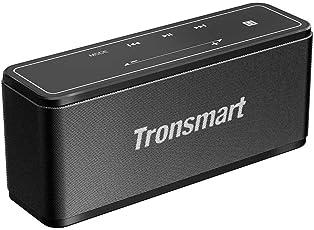 Tronsmart Mega Bocina Bluetooth Estéreo Premium 40W, Con Radiador Pasivo, con Manos Libres