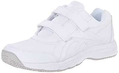 Reebok Men s Work N Cushion Leather KC Walking Shoe 835452663