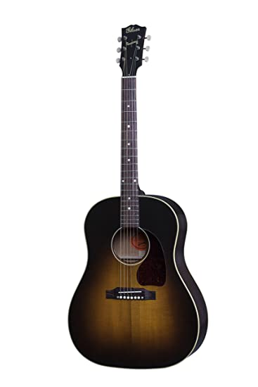 Gibson J 45 Vintage Acoustic Guitar With Thermally Aged Top