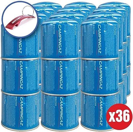 Bricolemar Cartucho C206 Campingaz (Caja 36 Unidades Edición ...