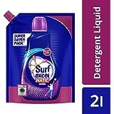 Surf Excel Front Load Matic Liquid Detergent Pouch - 2 L