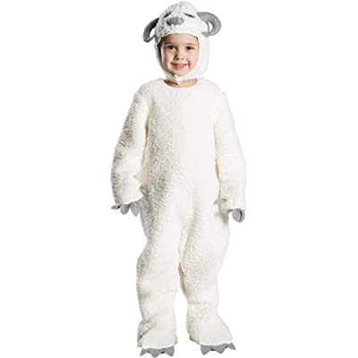 Rubie's Deluxe Wampa Infant/Toddler Costume: Toys & Games