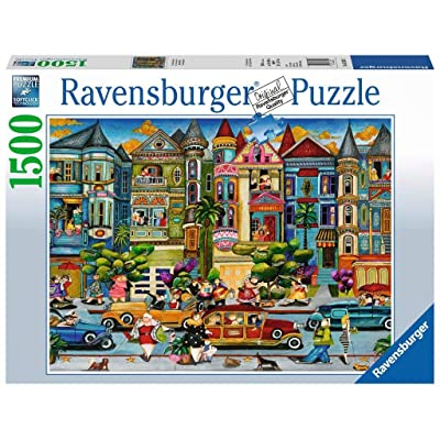 Ravensburger Sweet Dreams, 1500 Piece Jigsaw Puzzle Made: Toys & Games