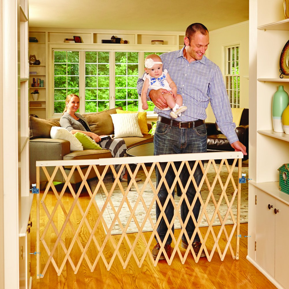 Amazon Expandable Swing Gate By North States Equipped With