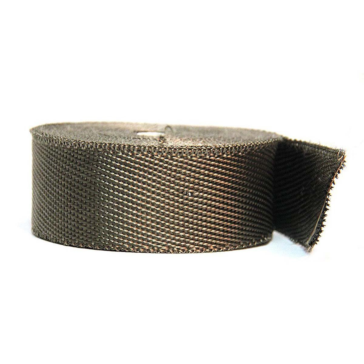 10m Titanium Car Motorcycle Exhaust Manifold Downpipe Heat Wrap Roll 10pcs Stainless Cable Ties