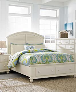Broyhill Seabrook Panel Storage Bed, Queen