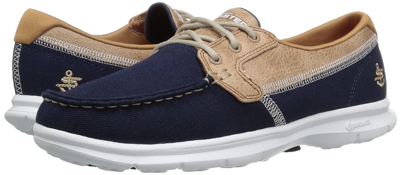 new product d3e6d c23da ... Skechers Women s GO Step - - - Marina-BKW Boat Shoes B01IIBK5MA Walking  5a9e6d ...