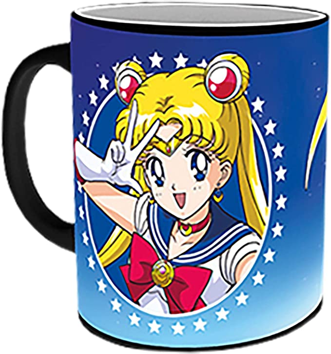GB Eye LTD, Sailor Moon, Sailor Moon, Taza Mágica cambiante de ...