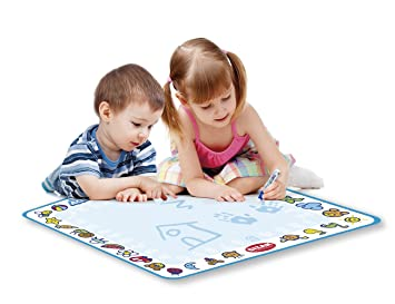 Amazon.com: AquaDoodle – Magic Slate (Bizak 62069698): Toys & Games