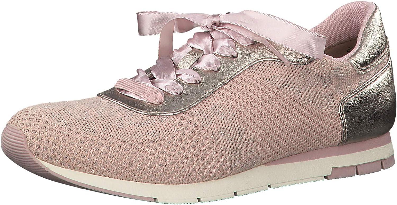Tamaris 1-1-23617-22 Femme Chaussures de Sport Lacets,Chaussures,Chaussures /à Lacets,Chaussures de Rue,Baskets,Chaussure Sportives,/él/égant,d/écontract/é,Touch-IT