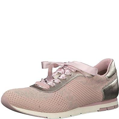 Tamaris Damen Schnürer 1 1 23705 22 Frauen Halbschuh Sneaker