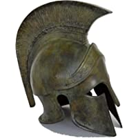Griego antiguo Bronce réplica de casco Independiente edad