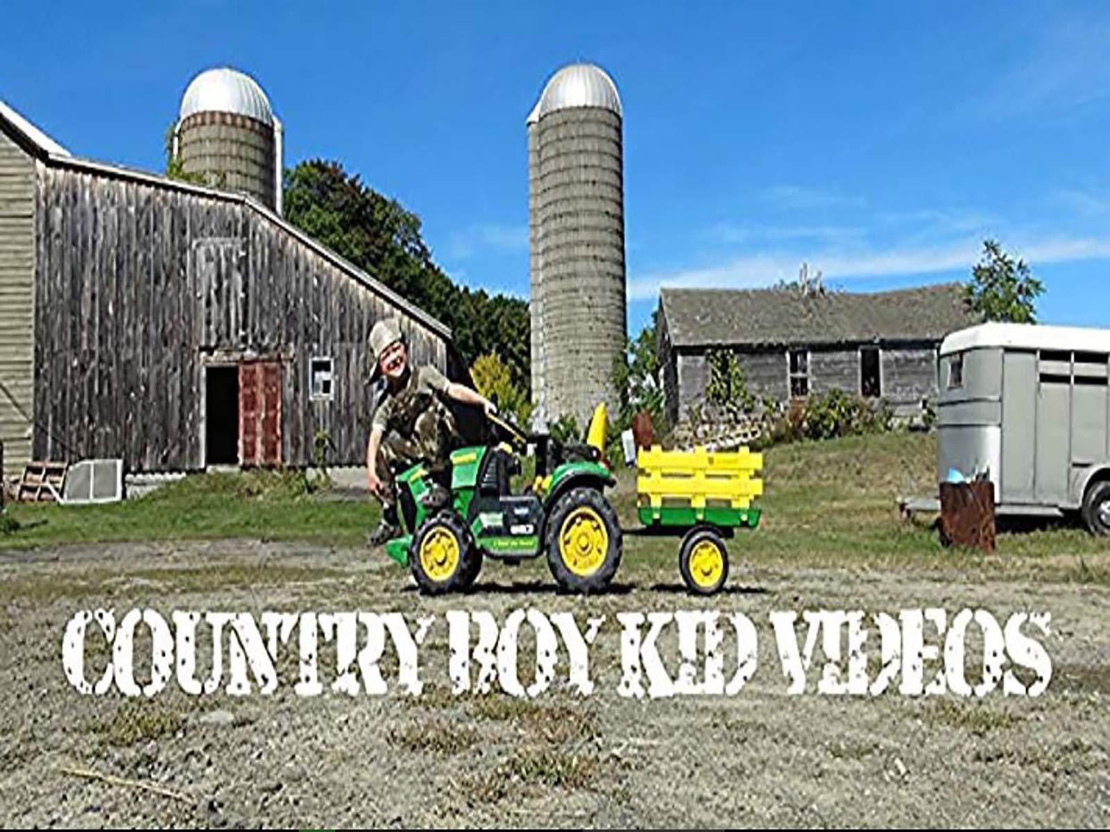 Country Boy Kid Videos on Amazon Prime Video UK