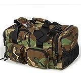 King Kong Junior Kong Original Nylon Gym Bag - Heavy Duty and Water-Resistant Duffle Bag - Military Spec Nylon- Heavy…